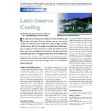 2002 ASHRAE Technology Awards: Lake-Source Cooling