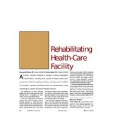 2008 ASHRAE Technology Award Winner: Rehabilitating Health-Care Facility