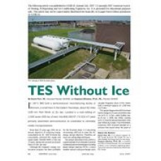 2007 ASHRAE Technology Awards: TES Without Ice