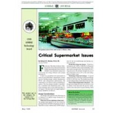 1998 ASHRAE Technology Awards: Critical Supermarket Issues