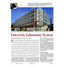 2007 ASHRAE Technology Awards: University Laboratory System