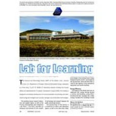 2009 ASHRAE Technology Awards: Lab for Learning