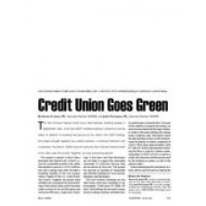 2008 ASHRAE Technology Award Winner: Credit Union Goes Green