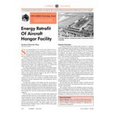 1998 ASHRAE Technology Awards: Energy Retrofit of Aircraft Hangar Facility