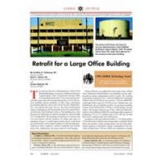 1998 ASHRAE Technology Awards: Retrofit for a Large Office Building