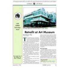 1998 ASHRAE Technology Awards: Retrofit at Art Museum