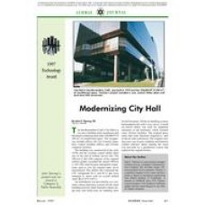 1997 ASHRAE Technology Awards: Modernising City Hall