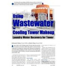 2003 ASHRAE Technology Awards: Using Wastewater for Cooling Tower Makeup