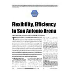2005 ASHRAE Technology Awards: Flexibility, Efficiency In San Antonio Arena