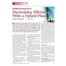 2001 ASHRAE Technology Awards: Maximizing Efficiency With a Hybrid Plant