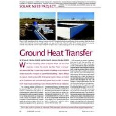 06: Solar NZEB Project: Ground Heat Transfer