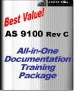 AS9100 All in One Documentation and Training Package - Rev C