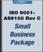 ISO 9001 to AS9100 Rev C Small Business Package