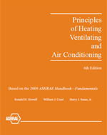 Principles of Heating, Ventilating and Air-Conditioning, 6th Ed.