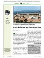1997 ASHRAE Technology Awards: An Efficient Cold Store Facility