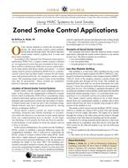 Zoned Smoke Control Applications