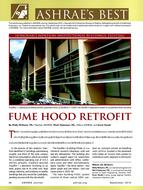 2010 ASHRAE Technology Awards: Fume Hood Retrofit
