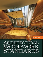 Architectural Woodwork Standards, Edition Two (Case of 10 Books)