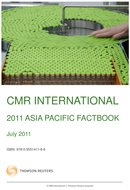 CMR International 2011 Asia Pacific Factbook, Static-Data Single-User License