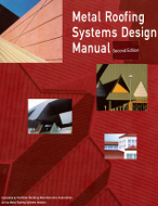 Metal Roofing Systems Design Manual