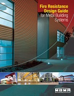 Fire Resistance Design Guide for Metal Building Systems